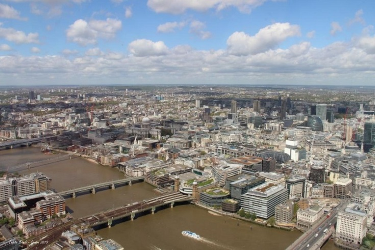 Londra_VistaDalloShard
