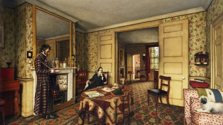 carlyle-house-painting